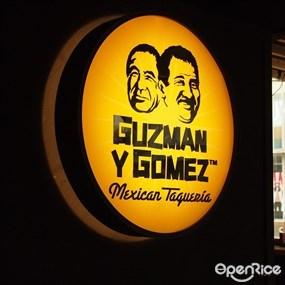 Guzman y Gomez Laforet Harajuku Store